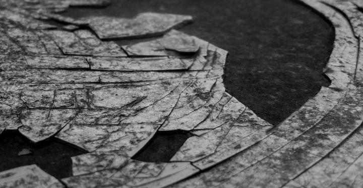 Rusting Away - Art of Ingo