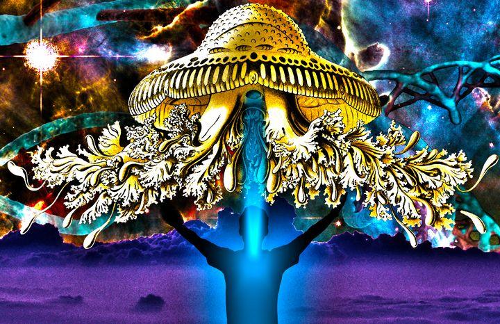 Alien Dna - Art of Ingo