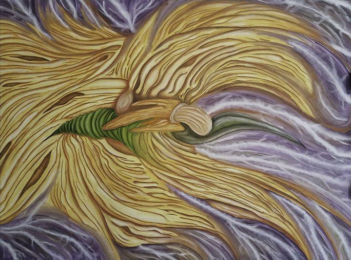 Phoenix Wing - Art of Ingo