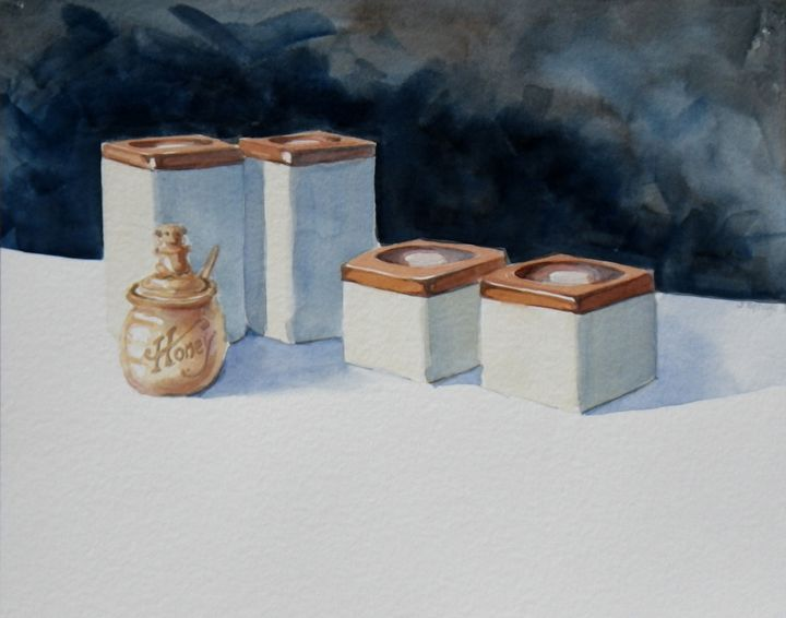 Honey Jar - Jim Spriggs