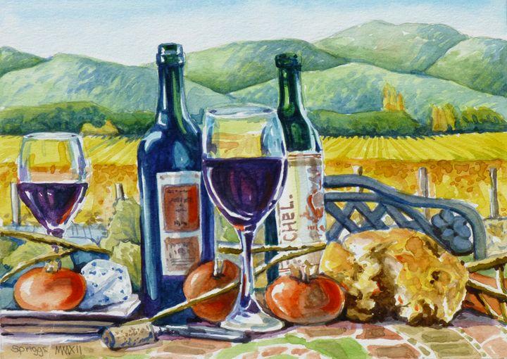 Wine not - Jim Spriggs