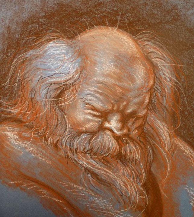 Old Man - Jim Spriggs
