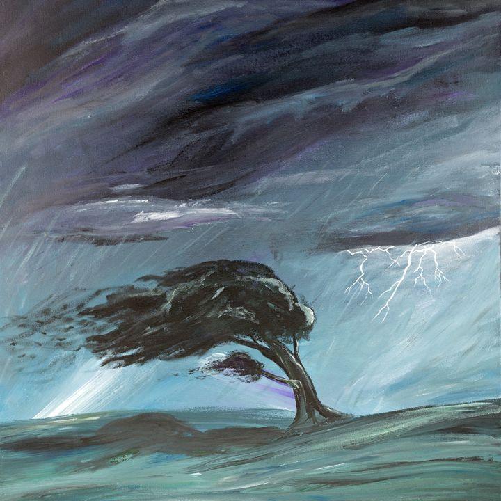 Storm Tossed - artJMOB