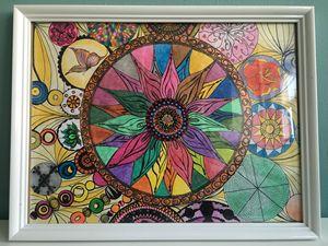 Mandala of live