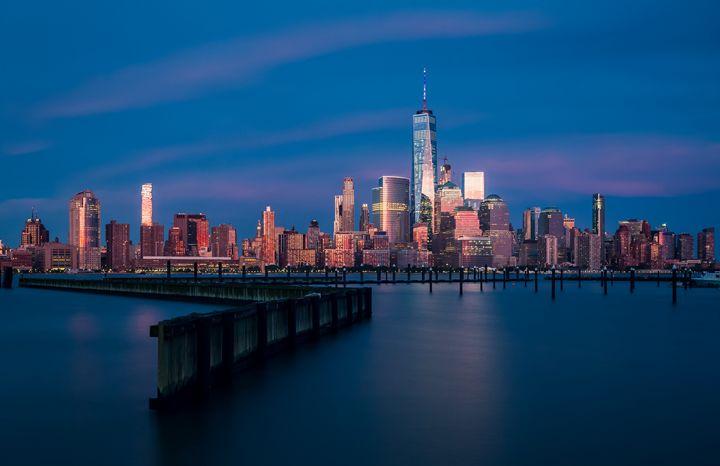 Downtown Manhattan - Miguel Martinez