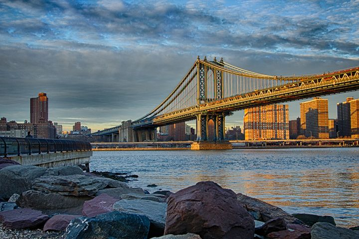 Manhattan Bridge - Miguel Martinez