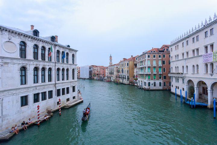 Lost in Venice - Miguel Martinez