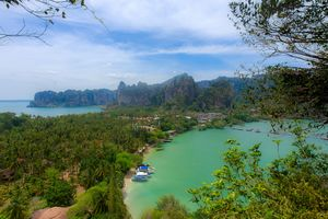 Railay Beach Viewpoint - Miguel Martinez