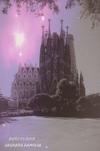 La Sagrada Familia - Miguel Martinez