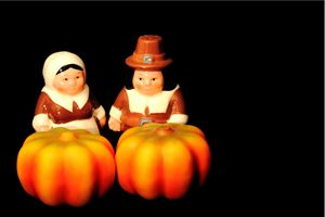 Pilgrims and Pumpkins