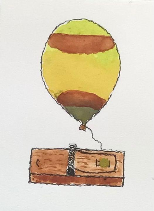 Balloon & Mouse Trap - Addison