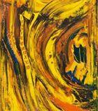 Acryl/Spachtel 60x80 cm