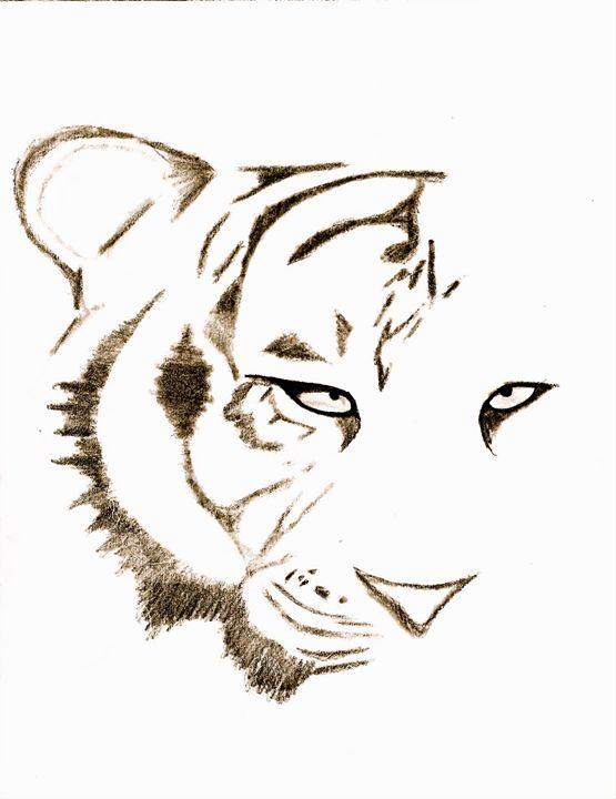 Tiger - Matt's Art