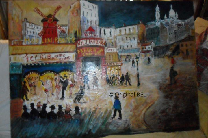 Féerie au Moulin Rouge - The Soul of Paris Montmartre