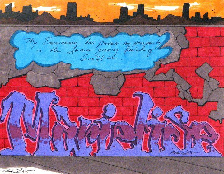 GRAFITTI2015. - Luis