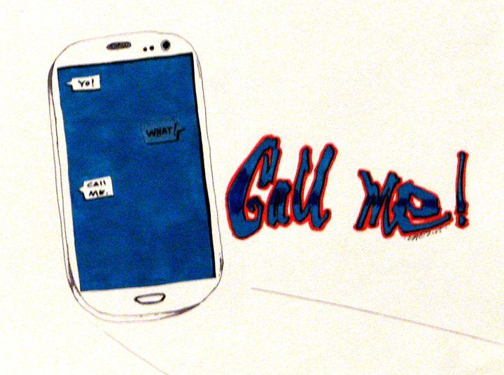 call me - Luis