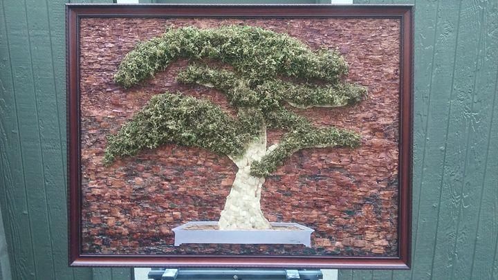 Bonsai Tree - Original Art Works