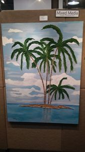 Little Palm Island - Original Art Works