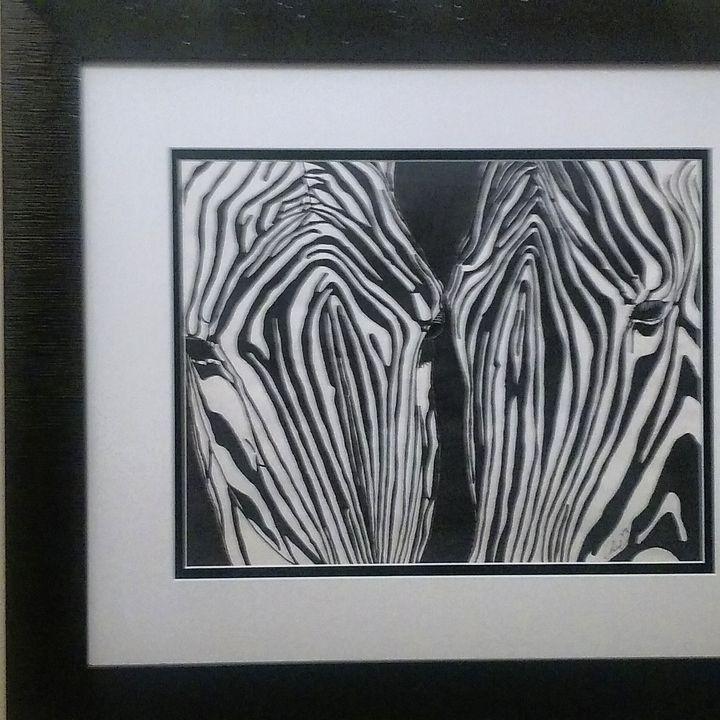 Zebra Brothers - Original Art Works