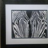 Done in black ink.