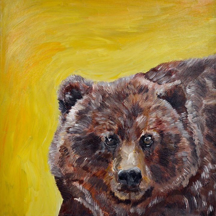 Quirky Bear - Lucy Quirk