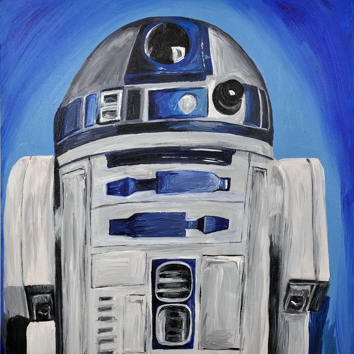 Quirky R2 - Lucy Quirk
