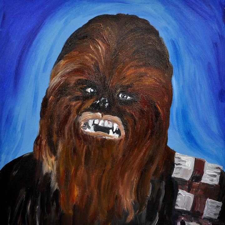Quirky Chewbacca - Lucy Quirk