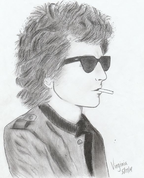 Bob Dylan - Virginia Lopez