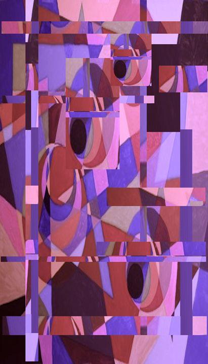 Purple - Paul Larson's Artwork