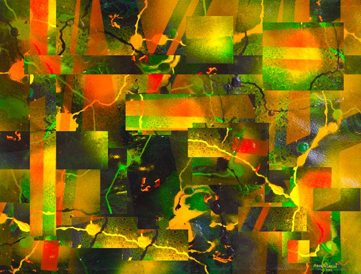 Clarity of Purose - Paul Larson's Artwork