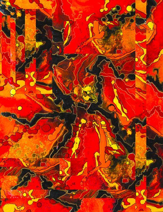 Splenetic - Paul Larson's Artwork