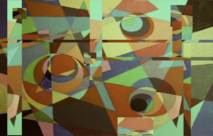 Green - Paul Larson's Artwork