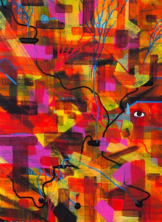 Misperception - Paul Larson's Artwork