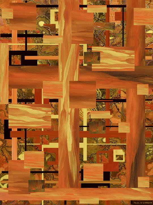 Fine Maple - Paul Larson's Artwork