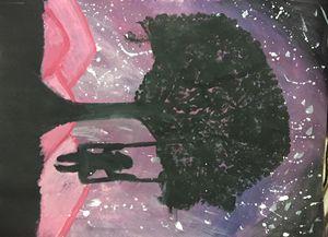 Galaxy swing