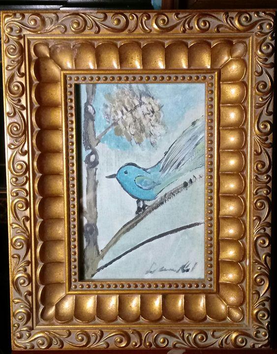 Birds #1 - Dawn Rettew