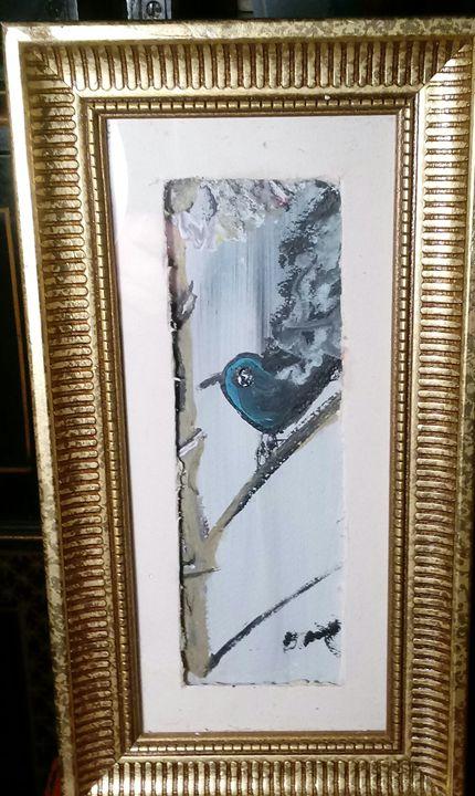 Birds #3 - Dawn Rettew