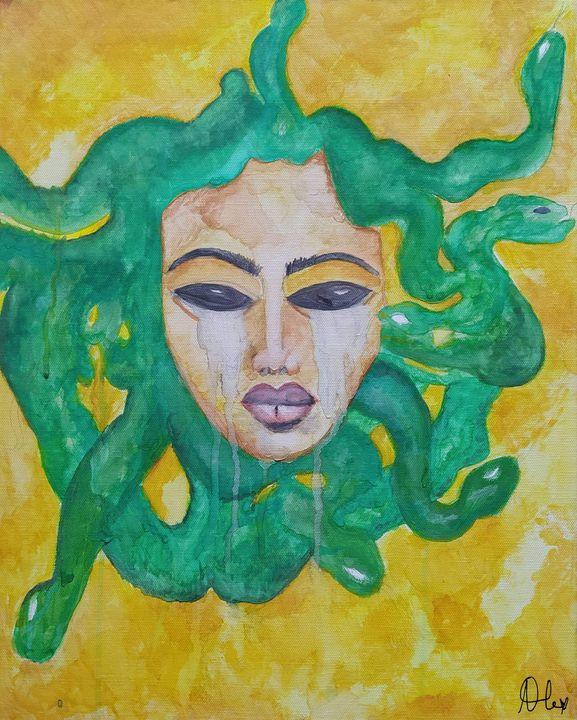 Medusa - Hart