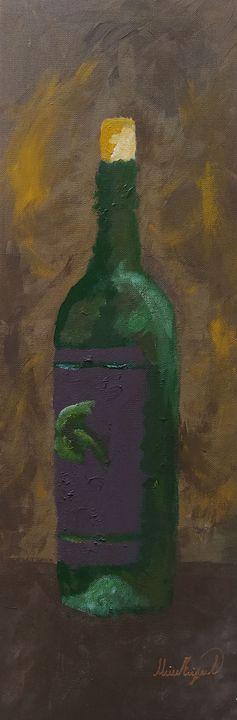Bottle of Wine - Hart