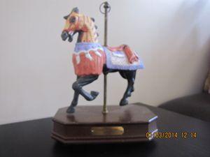 Charles Carmel Carousel Horse