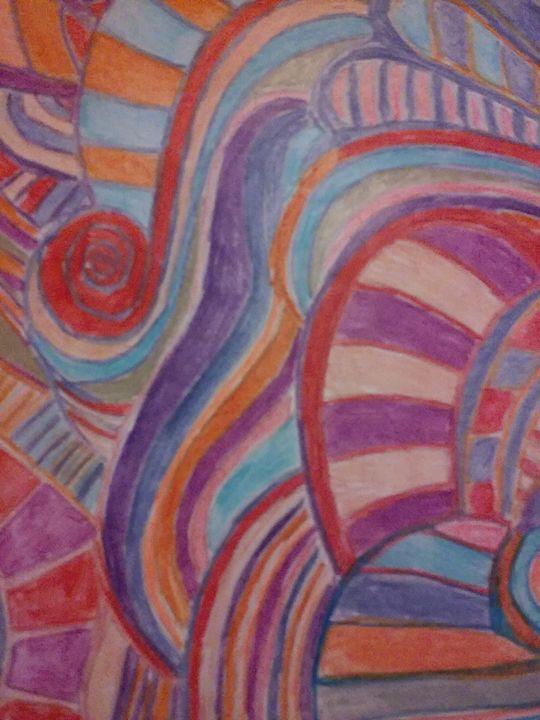 many colors - jims art