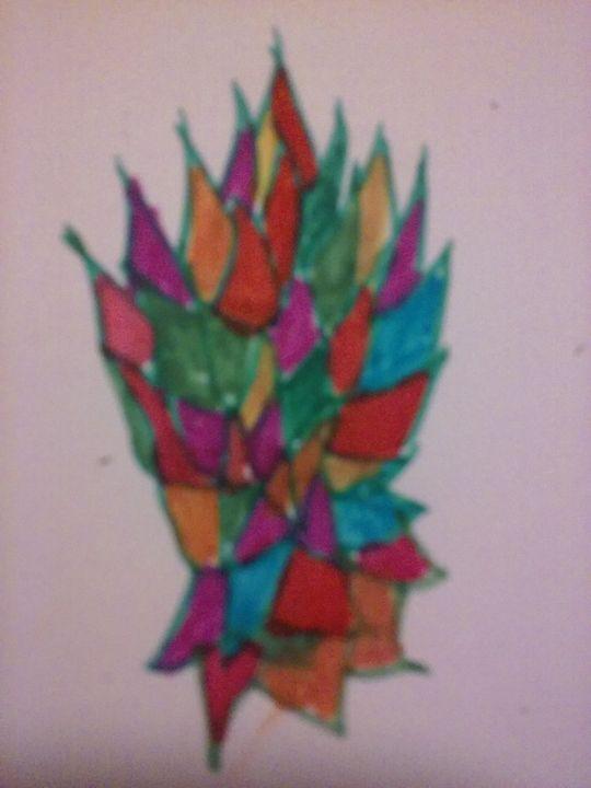 color tree - jims art