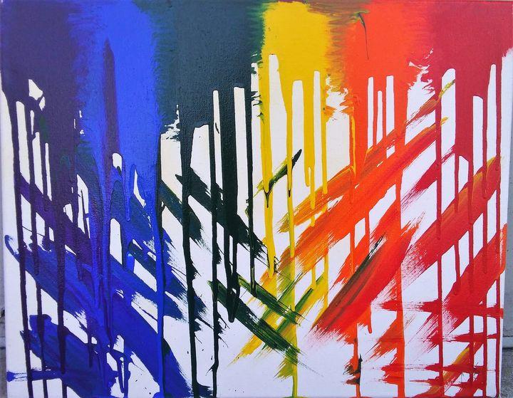 Rainbow Melt - Catherine Lentz