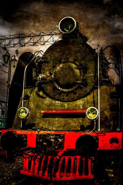 Vintage Train - Heavy Duty - digimatic