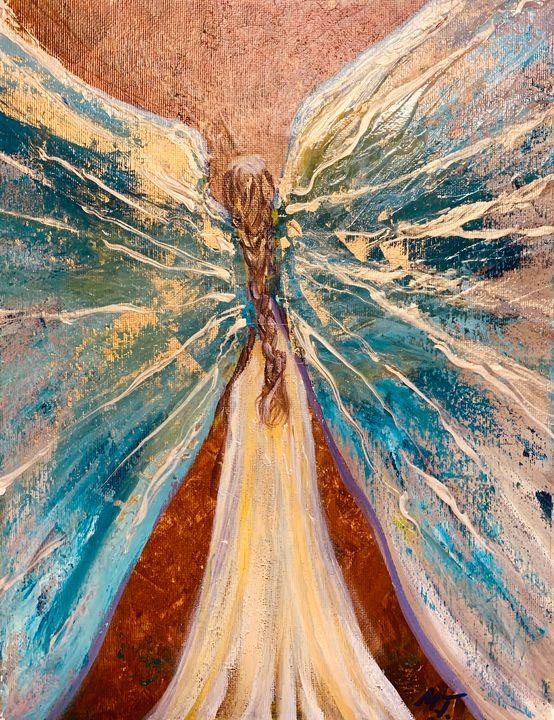 Spread Your Wings and Fly - Merilee Tutcik
