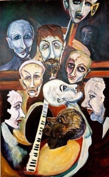 Midnight in Leningrad - Merilee Tutcik