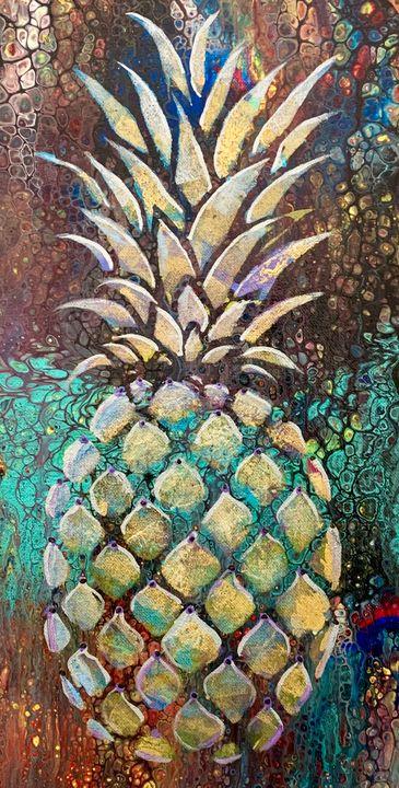 Pineapple - Merilee Tutcik