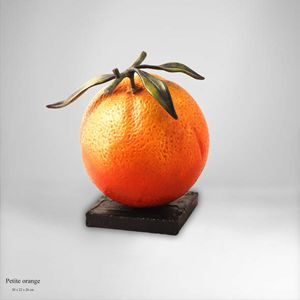 Petite orange - Art Diffusion