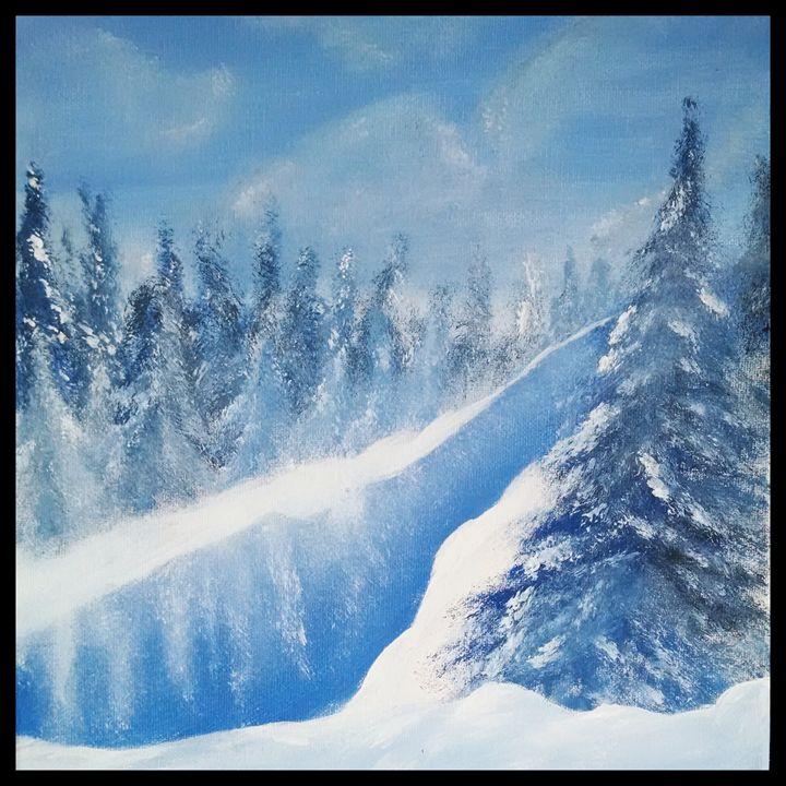 Allagash Winter - Matthew Nadeau