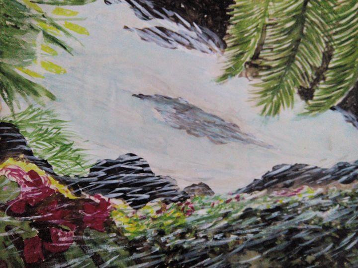 Water fall -  Raruunni